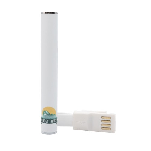 The Foggy Forest Breeze - Buttonless Vape Pen Battery w/ charger