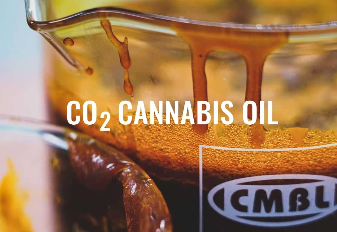 cannabis co2 oil canada