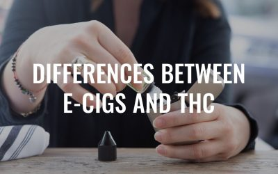 The Critical Differences Between eCigarettes and THC Vapes