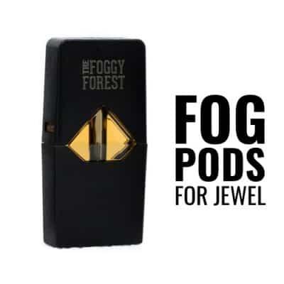 CBD Fog Pods for JEWEL