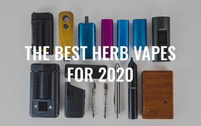 Best of Dry Herb Vaporizers 2020: Pax 3, Da Vinci IQ & More